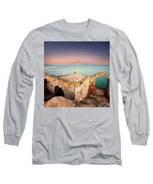 Stone Chapel Long Sleeve T-Shirt