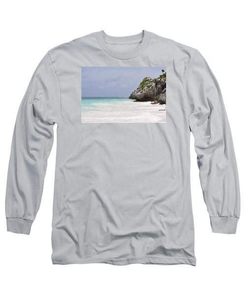 Long Sleeve T-Shirt featuring the photograph Stone Turtle by Glenn Gordon
