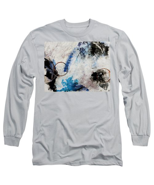 Stormy Bird Long Sleeve T-Shirt by Gallery Messina
