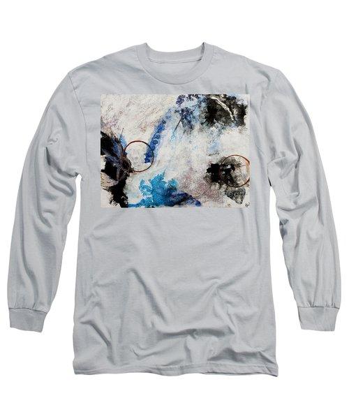 Stormy Bird Long Sleeve T-Shirt