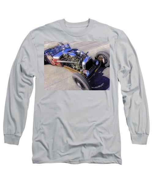 Straight Eight Long Sleeve T-Shirt