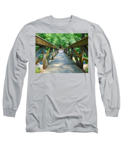 Straight - Narrow Long Sleeve T-Shirt