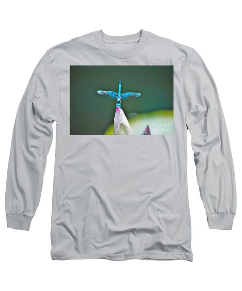 Straight Up Long Sleeve T-Shirt