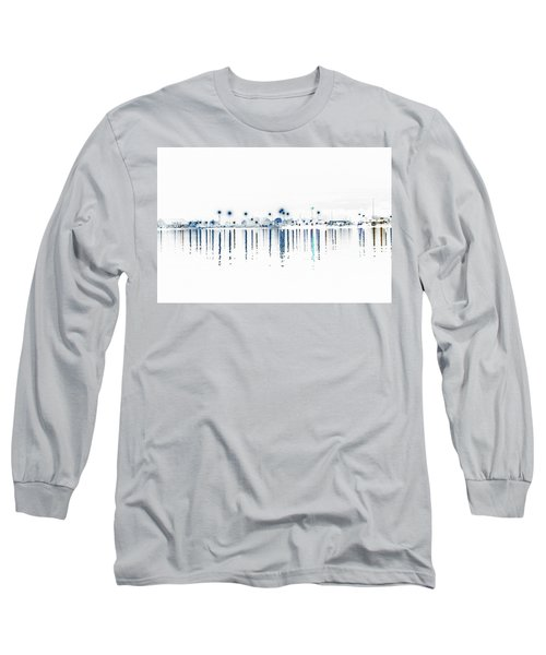 Streaming Lights Long Sleeve T-Shirt