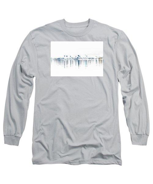 Streaming Lights Long Sleeve T-Shirt