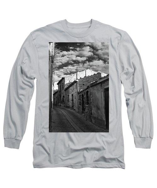 Street Little Town Long Sleeve T-Shirt