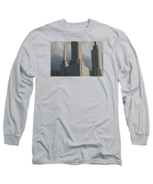 Strength And Power Long Sleeve T-Shirt