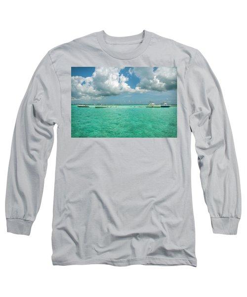 Stingray Adventure Long Sleeve T-Shirt