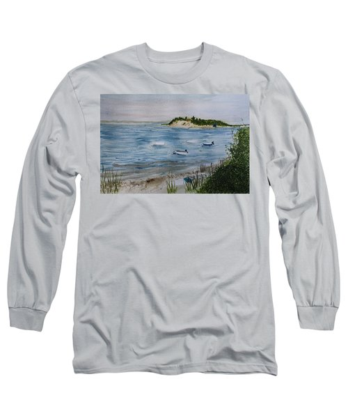 Strong Island Long Sleeve T-Shirt