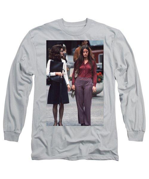 Stylish Dayton's Shoppers Long Sleeve T-Shirt
