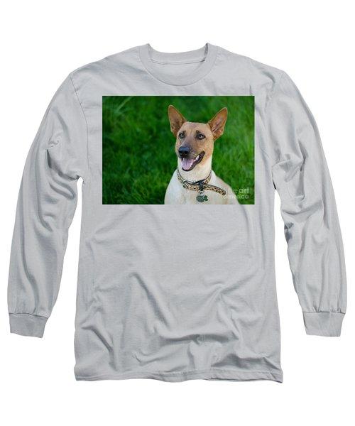 Sugar 2 Rectangular Long Sleeve T-Shirt