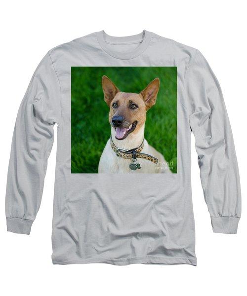 Sugar 2 Square Long Sleeve T-Shirt