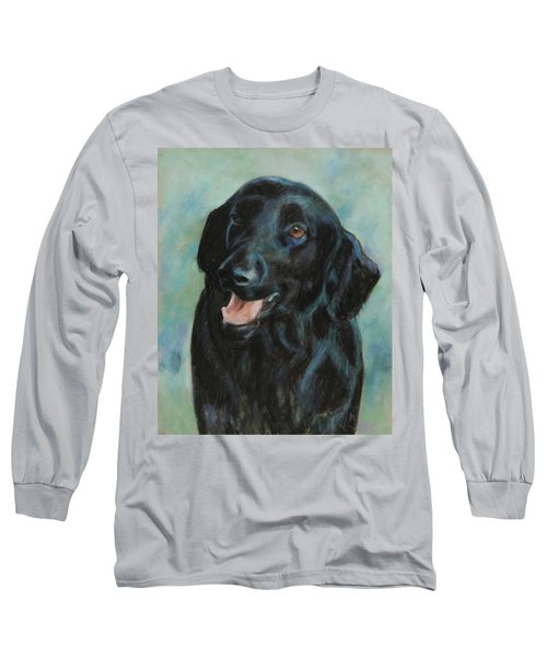Long Sleeve T-Shirt featuring the pastel Sugar by Billie Colson