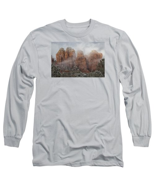 Long Sleeve T-Shirt featuring the photograph Sugarloaf Trail  by Tom Kelly