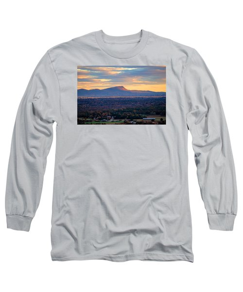 Sugarloaf View, South Deerfield, Ma Long Sleeve T-Shirt