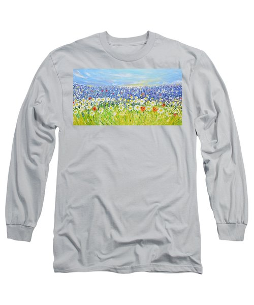 Summer Field Long Sleeve T-Shirt