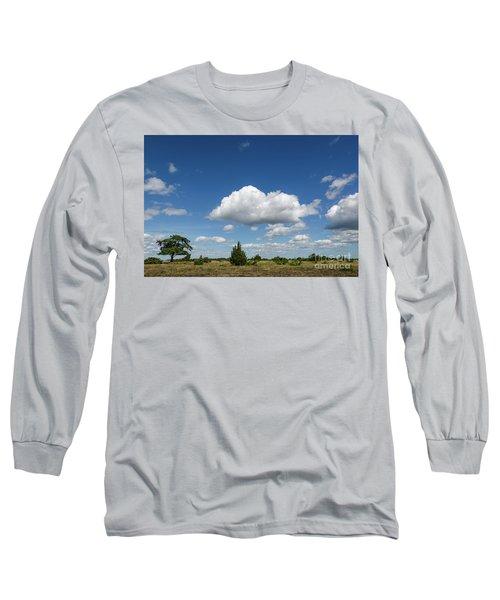 Summer Landscape Long Sleeve T-Shirt by Kennerth and Birgitta Kullman