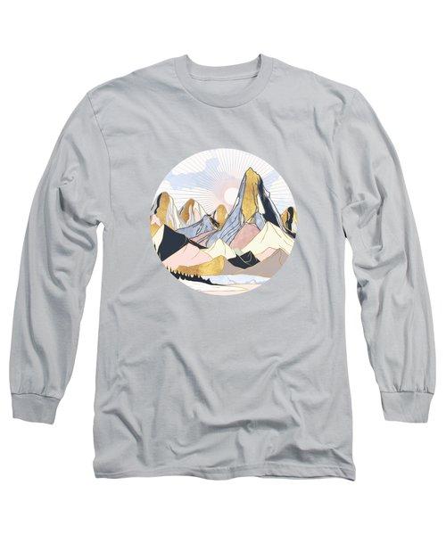 Summer Morning Long Sleeve T-Shirt
