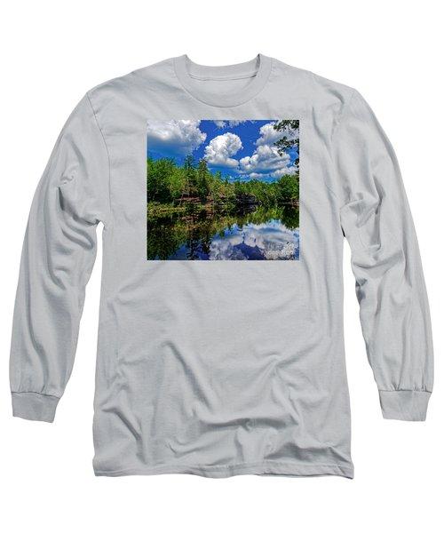 Summer Reflection Long Sleeve T-Shirt