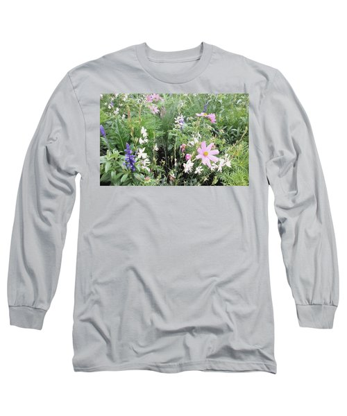 Summer Spray Long Sleeve T-Shirt