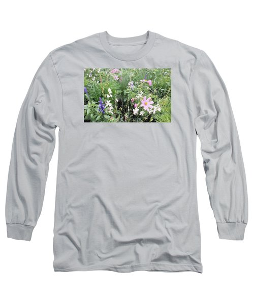 Summer Spray Long Sleeve T-Shirt