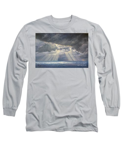 Storm Subsides Long Sleeve T-Shirt