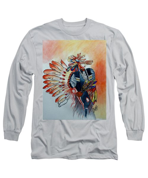 Sun Dancer Long Sleeve T-Shirt