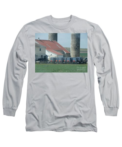 Sunday Best Long Sleeve T-Shirt