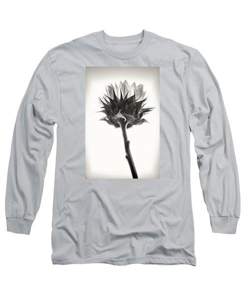 Long Sleeve T-Shirt featuring the photograph Sunflower by John Hansen