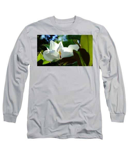 Sunlit Bloom Long Sleeve T-Shirt