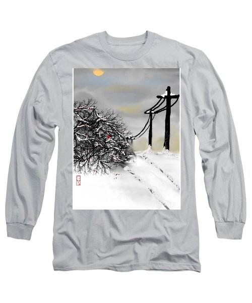 Sunny 28 Below Long Sleeve T-Shirt