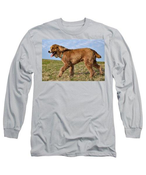 Sunny Stroll Long Sleeve T-Shirt