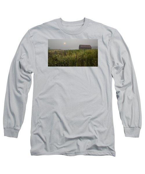 Sunrise At Black Sage Long Sleeve T-Shirt