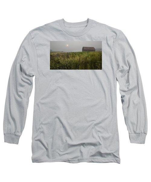 Sunrise At Black Sage Long Sleeve T-Shirt