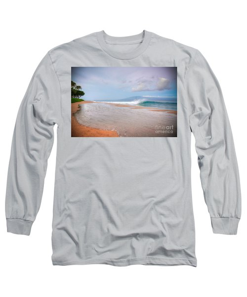 Long Sleeve T-Shirt featuring the photograph Sunrise Break by Kelly Wade