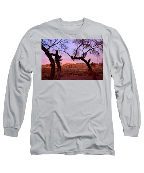 Sunset At The Swell Long Sleeve T-Shirt