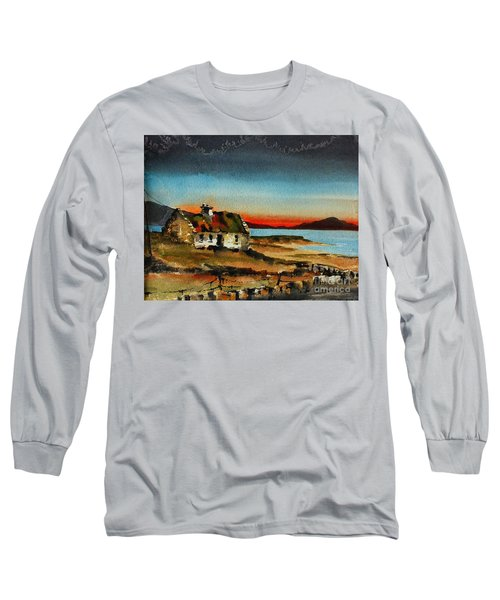 F 707 Inishfree Bay Near Ardra, Donegal.. Long Sleeve T-Shirt
