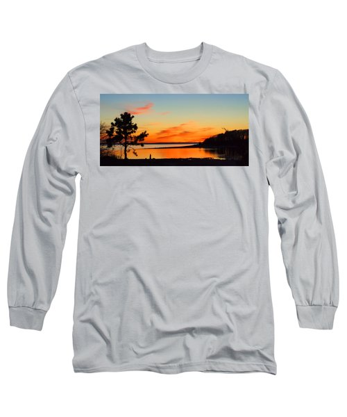 Sunset Serenity Long Sleeve T-Shirt