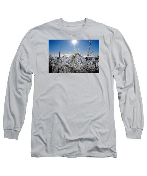 Sunshine And Ice Long Sleeve T-Shirt