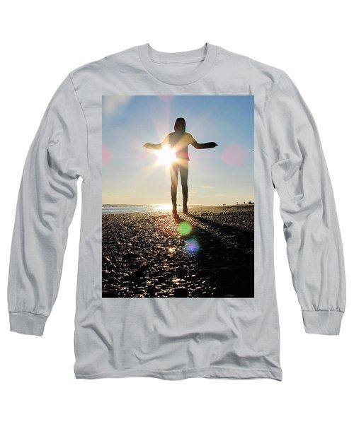 Sunshine Smiles Long Sleeve T-Shirt