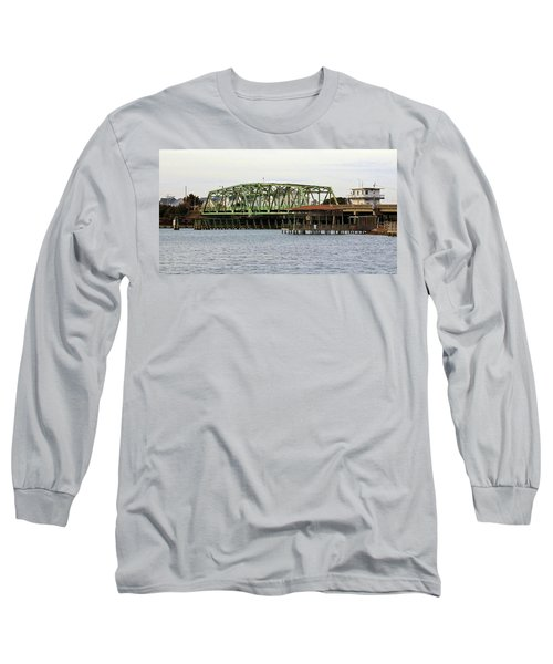 Surf City Swing Bridge Long Sleeve T-Shirt