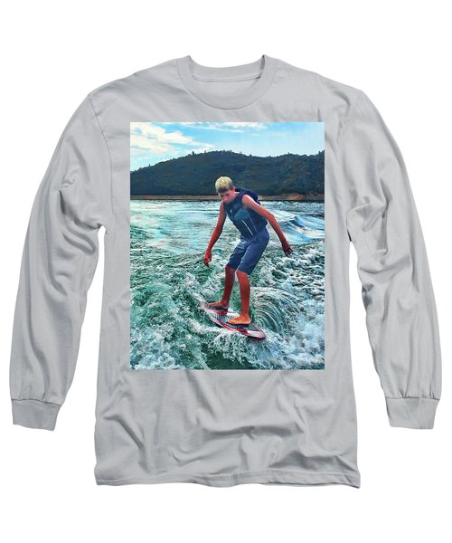 Surfer Tate Long Sleeve T-Shirt