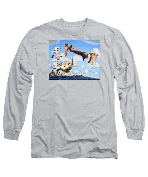 Surreal Friends Long Sleeve T-Shirt