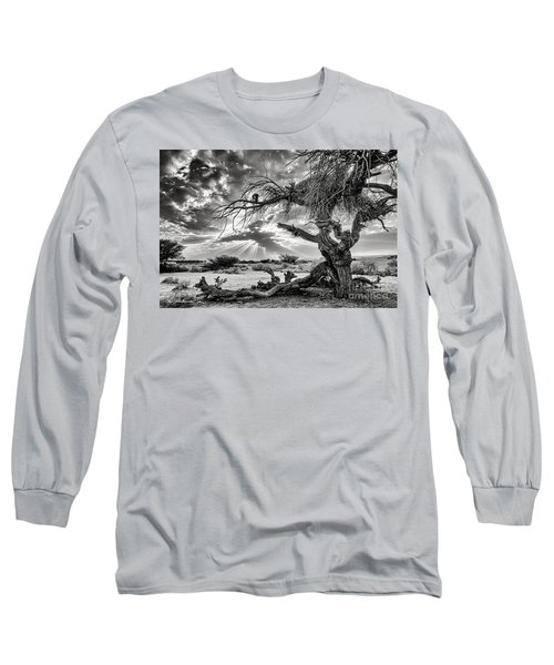 Long Sleeve T-Shirt featuring the photograph Surrealism At Its Best by Arik Baltinester