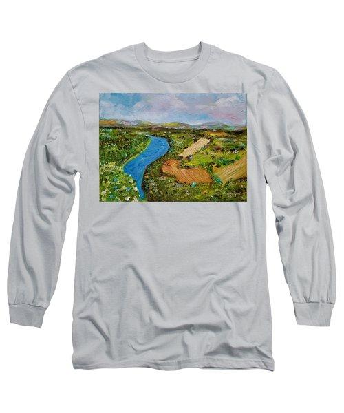 Susquehanna Valley Long Sleeve T-Shirt