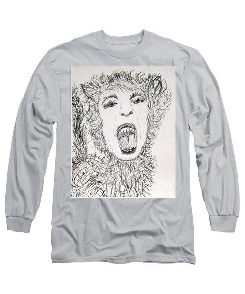 Sweet Kitty Long Sleeve T-Shirt