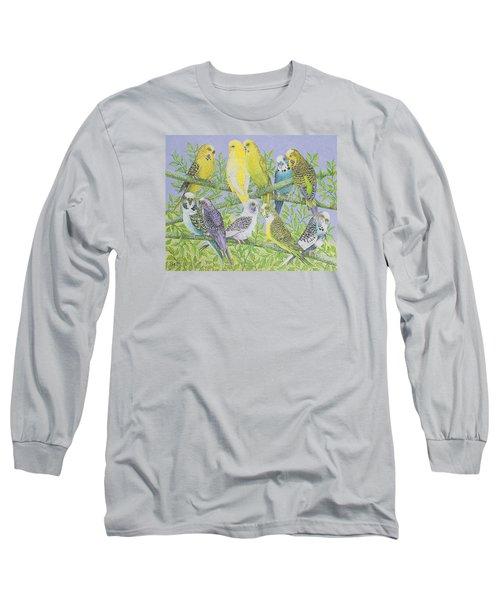 Sweet Talking Long Sleeve T-Shirt