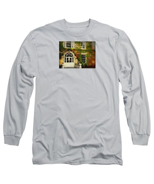 Swift Bar In Dublin Ireland Long Sleeve T-Shirt by Robin Regan