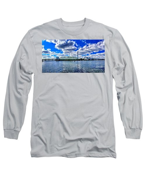 Swing Bridge Heaven Long Sleeve T-Shirt
