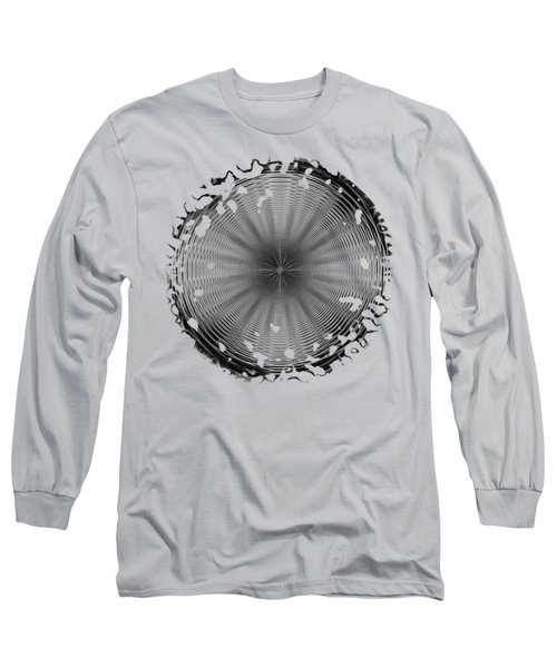Swirly 2 Long Sleeve T-Shirt